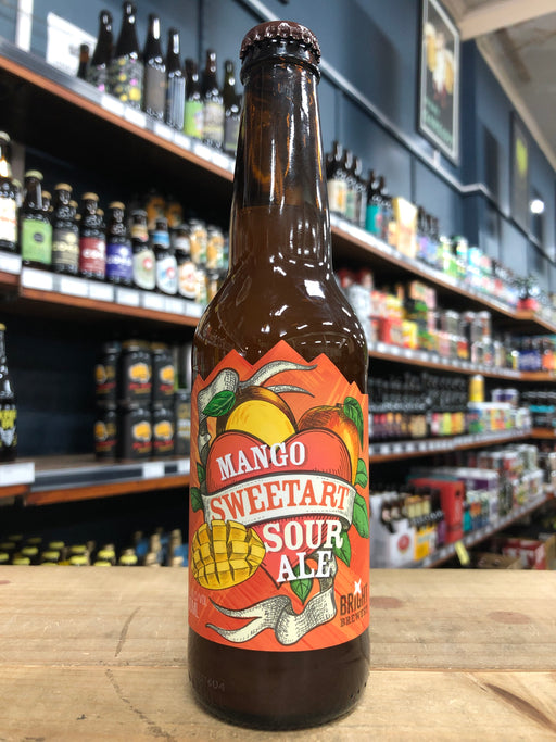 Bright Brewery Mango Sweetart Sour Ale 330ml
