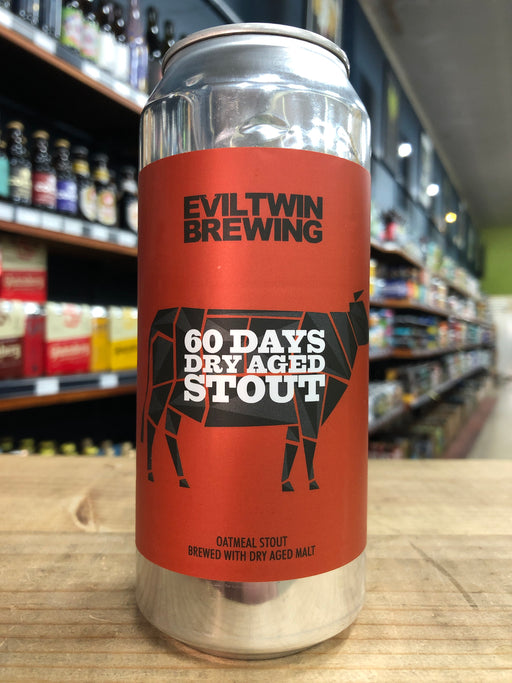 Evil Twin 60 Day Dry Aged Stout 473ml Can