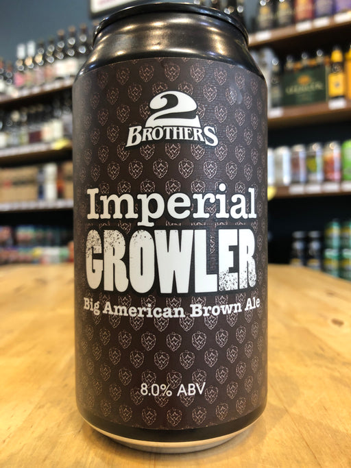2 Brothers Imperial Growler 375ml Can