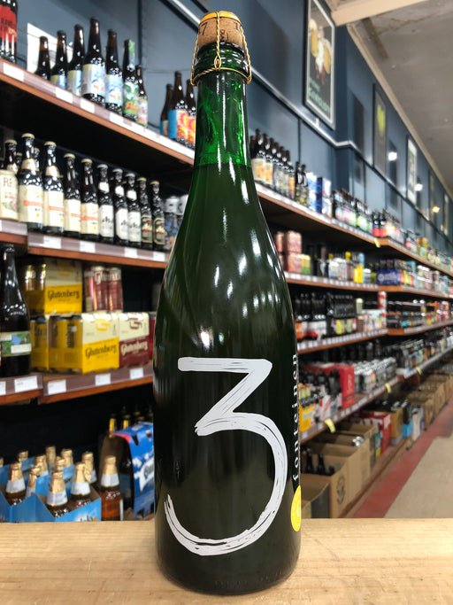 3 Fonteinen Oude Geuze Golden Blend 750ml - [1 Bottle Limit]