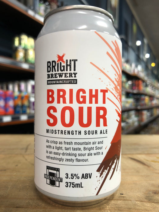 Bright Brewery Bright Sour 375ml Can