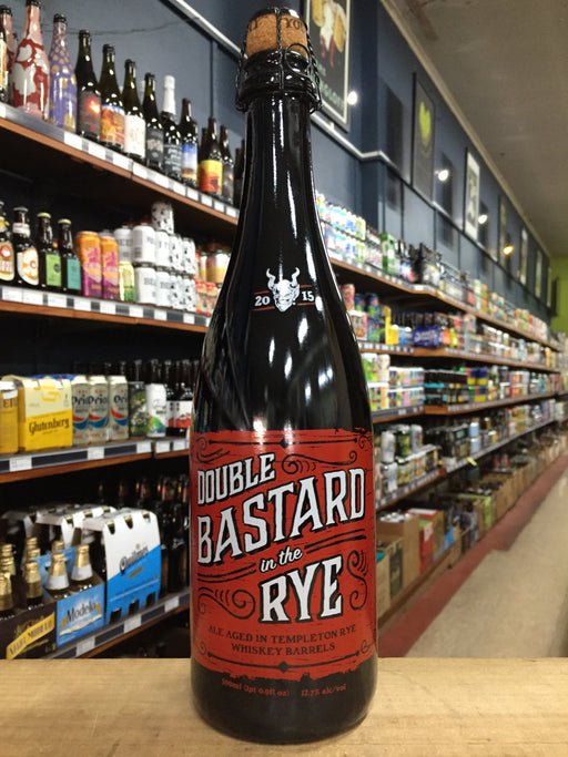 Stone Double Bastard in the Rye 500ml