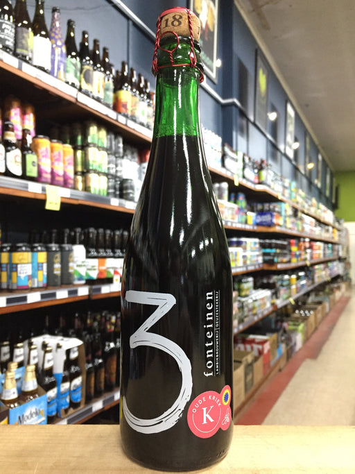 3 Fonteinen Oude Kriek with Honey 375ml