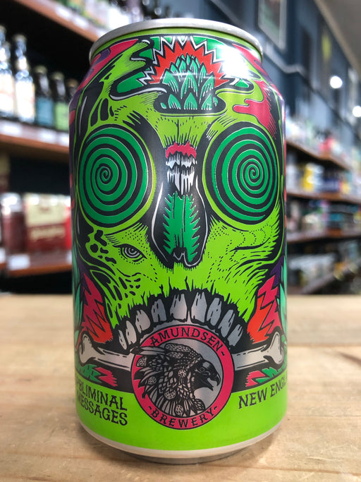 Amundsen Hopbliminal Messages NEIPA 330ml Can