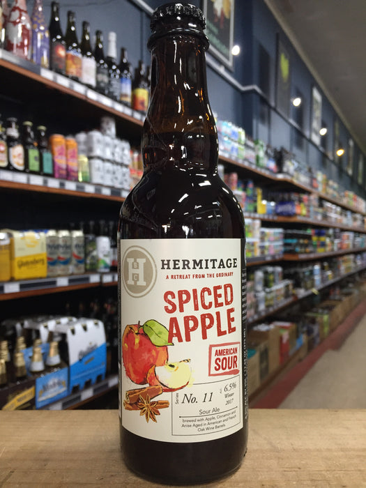 Hermitage Spiced Apple Sour 375ml