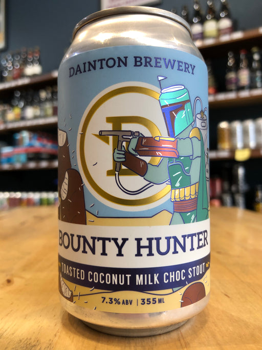Dainton Bounty Hunter 355ml Can