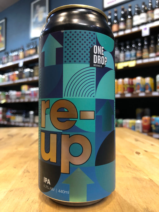One Drop Re-Up IPA 440ml Can