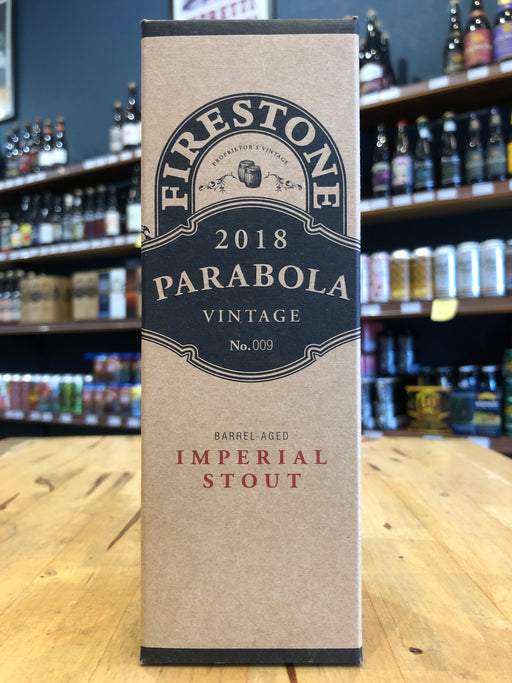 Firestone Walker Parabola Imperial Stout 2018 355ml