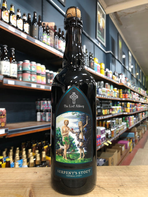 The Lost Abbey Serpent's Stout 750ml