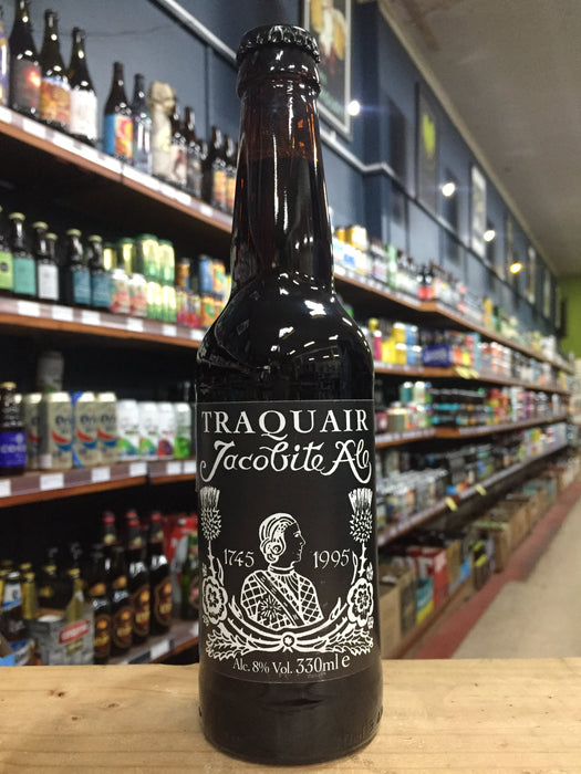 Traquair Jacobite Ale 330ml