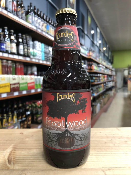 Founders Frootwood Barrel-Aged Cherry Ale 355ml