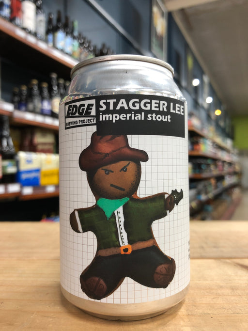 Edge Stagger Lee Imperial Stout 330ml Can
