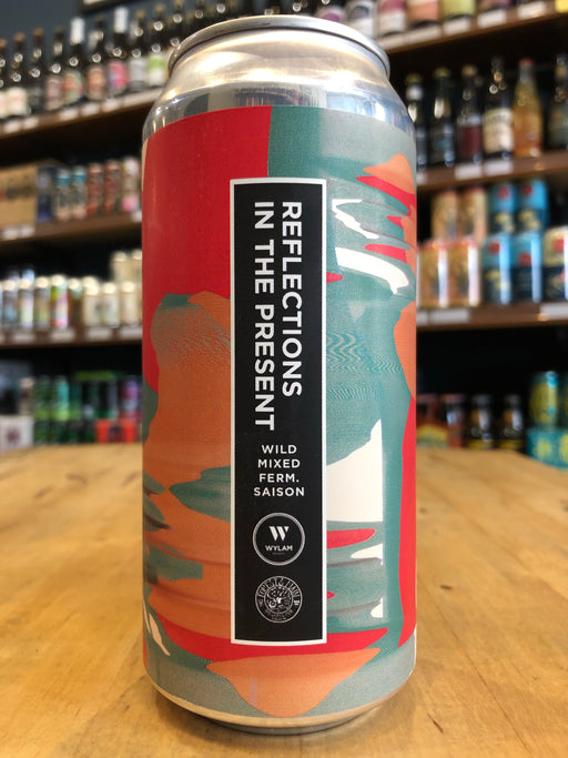 Wylam Reflections In the Present Saison 440ml Can