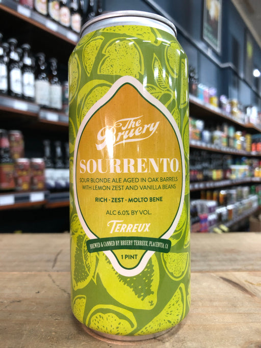 The Bruery Sourrento 473ml Can
