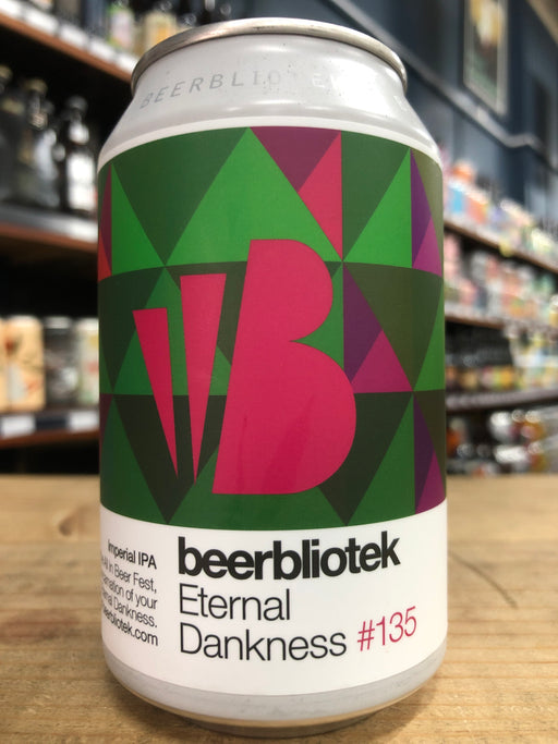 Beerbliotek Eternal Darkness 330ml Can
