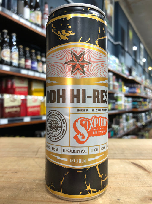 Sixpoint DDH Hi-Res IIIPA 355ml Can