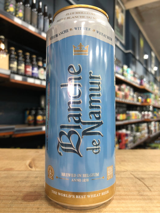 Du Bocq Blanche De Namur 500ml Can