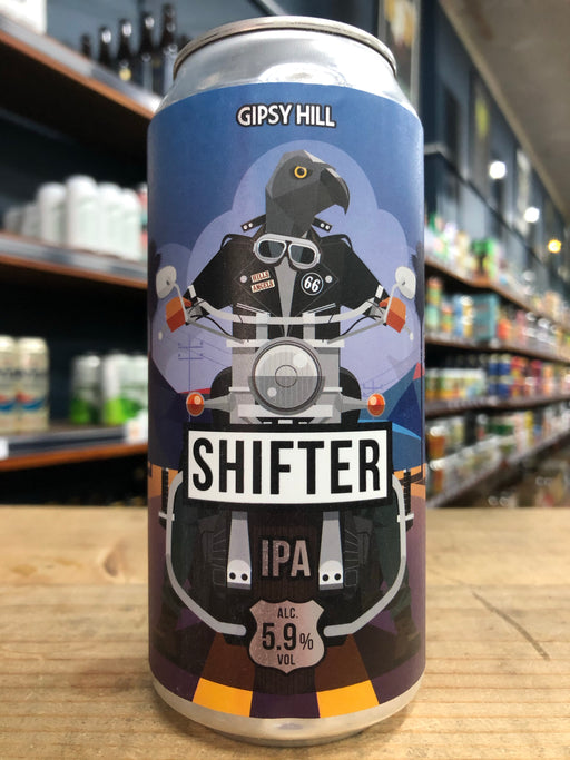 Gipsy Hill Shifter IPA 440ml Can