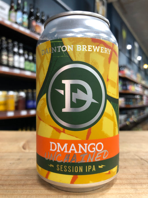 Dainton Dmango Unchained Session IPA 355ml Can