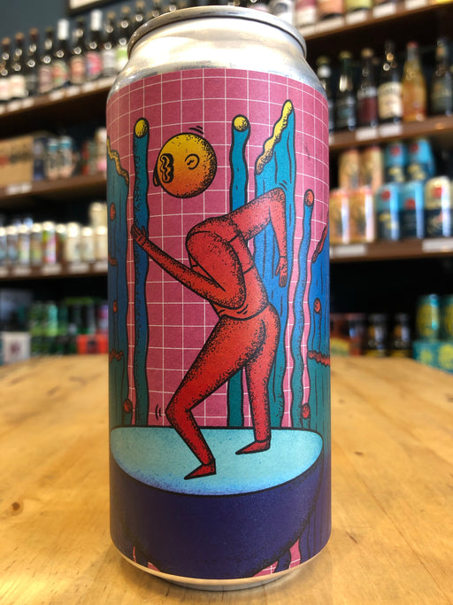 Left Handed Giant Sea of Vapours Hazy IPA 440ml Can