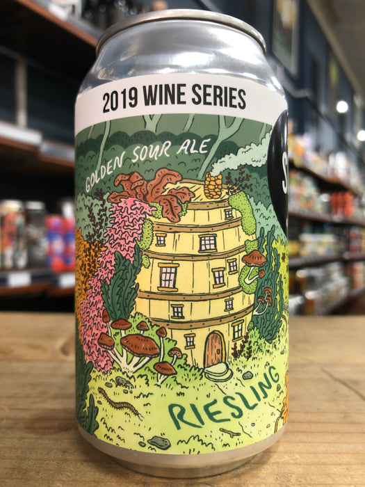 Hop Nation 2019 Wine Series Riesling Golden Sour Ale 355ml Can