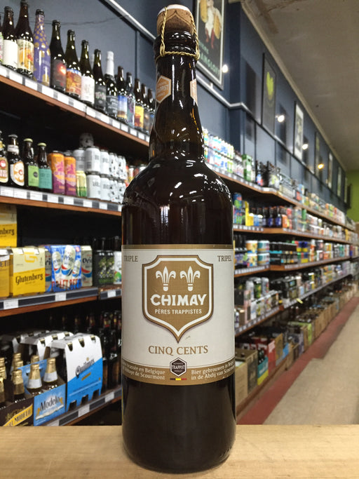 Chimay Cinq Cents Triple 750ml