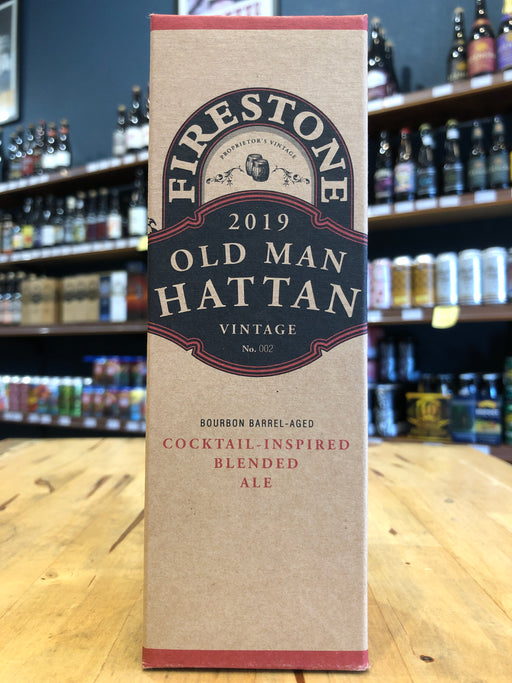 Firestone Walker Old Man Hattan 2019 355ml