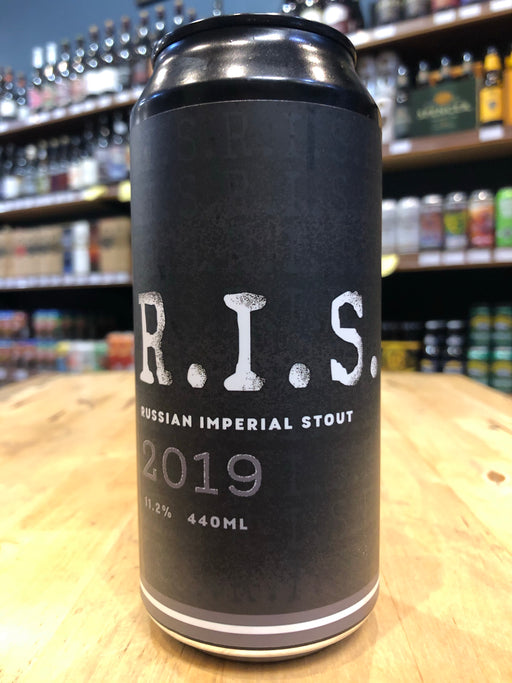 Hargreaves Hill R.I.S Russian Imperial Stout 2019 440ml Can