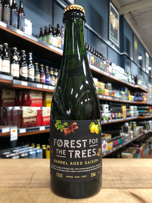 Forest For The Trees Barrel-Aged Saison 375ml