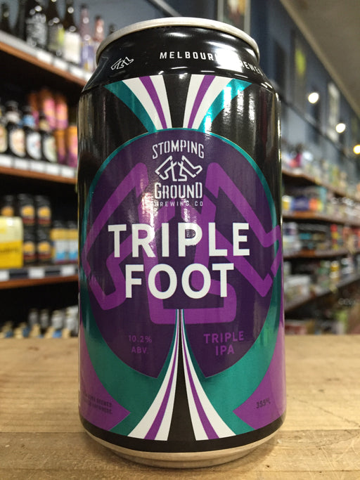 Stomping Ground Triple Foot Triple IPA 355ml Can
