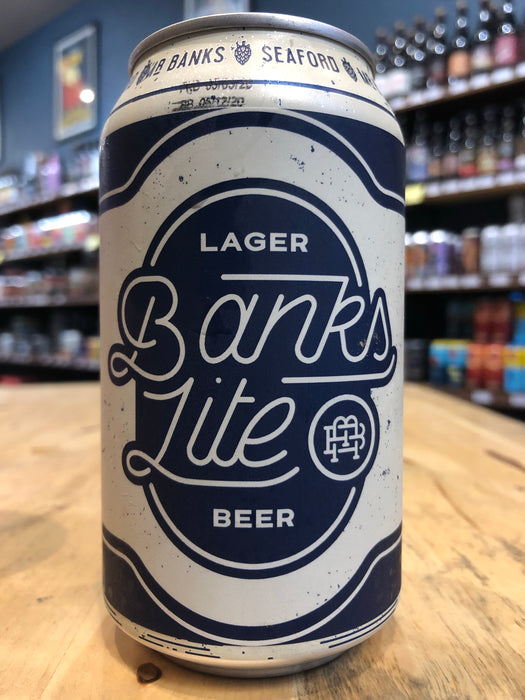 Mr Banks Banks Lite 355ml Can