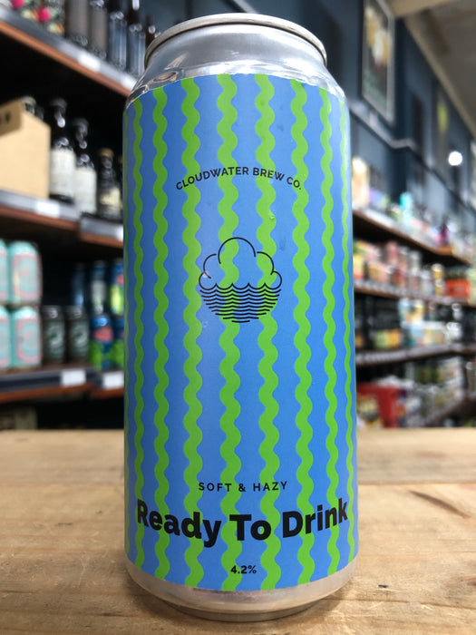 Cloudwater Ready To Drink 440ml Can