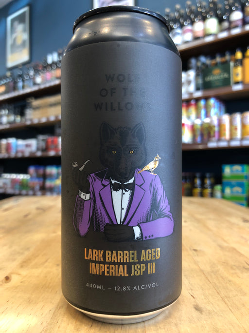 Wolf of the Willows Lark BA JSP 440ml Can