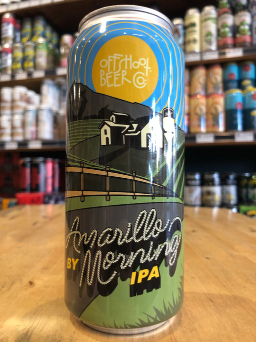 Offshoot Amarillo By Morning IPA 473ml Can