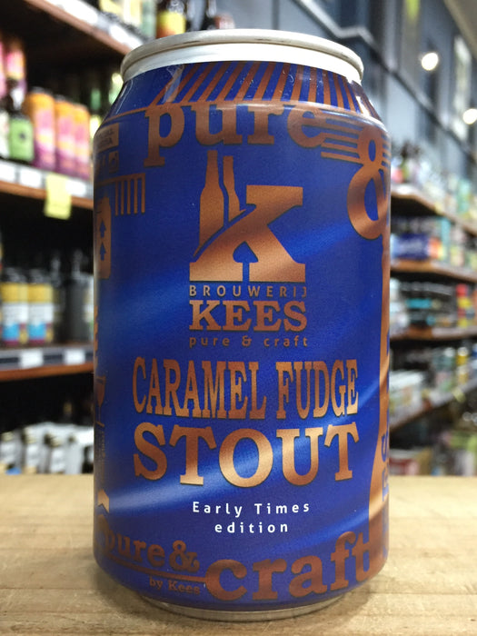 Kees Caramel Fudge Stout BA (Early Times Edition) 330ml Can