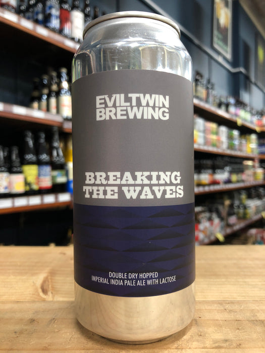 Evil Twin Breaking The Waves DIPA 473ml Can