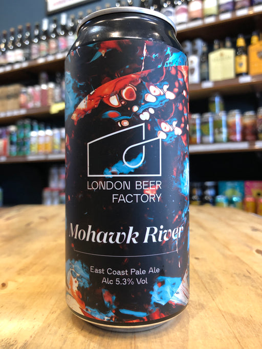 London Beer Factory Mohawk River 440ml Can