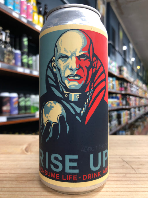 Adroit Theory Rise Up 473ml Can