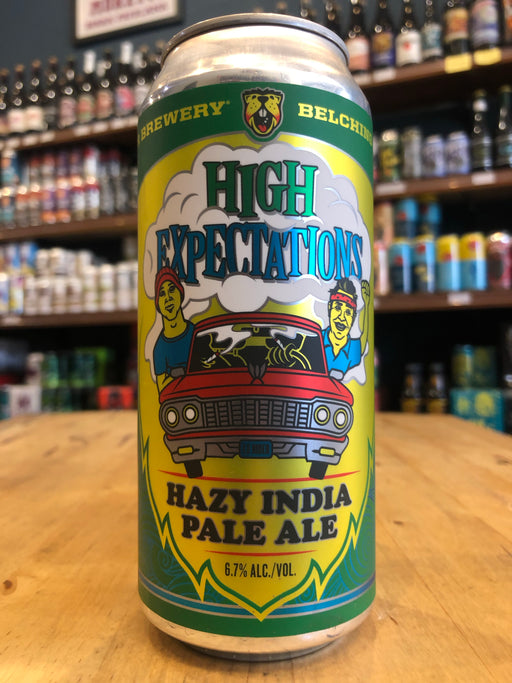 Belching Beaver High Expectations 473ml Can