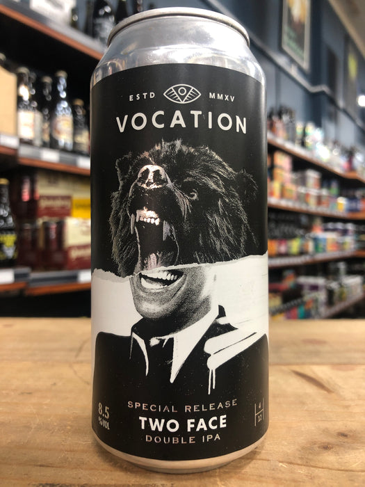 Vocation Two Face Double IPA 440ml Can