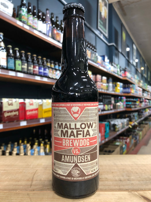 BrewDog vs. Amundsen Mallow Mafia 330ml