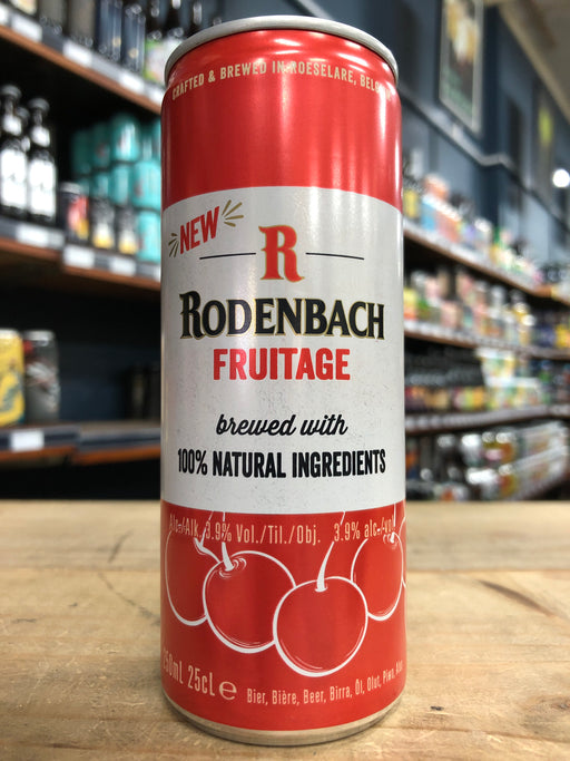 Rodenbach Fruitage 250ml Can