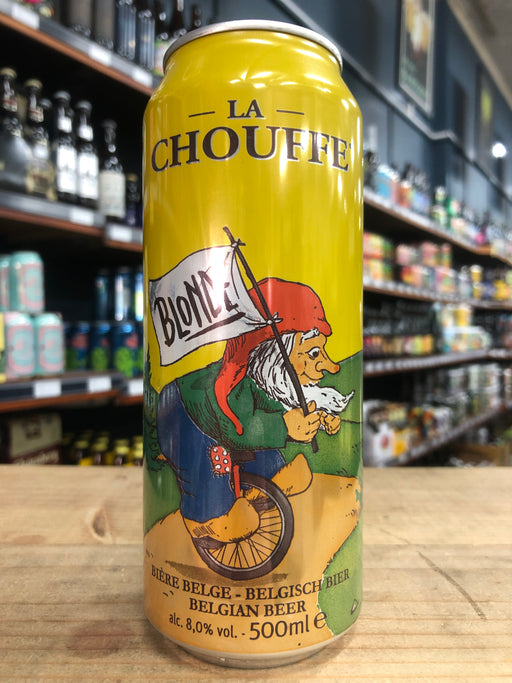 La Chouffe 500ml Can