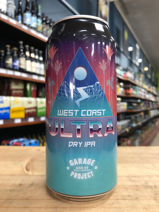 Garage Project West Coast Ultra Dry IPA 440ml Can