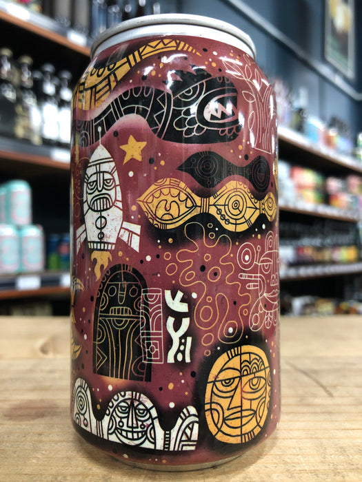 Collective Arts Radio the Mothership 355ml Can