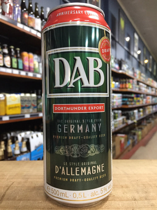 DAB Original 500ml Can