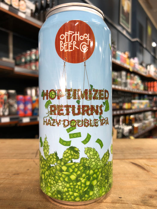 Offshoot Hoptimized Returns 473ml Can