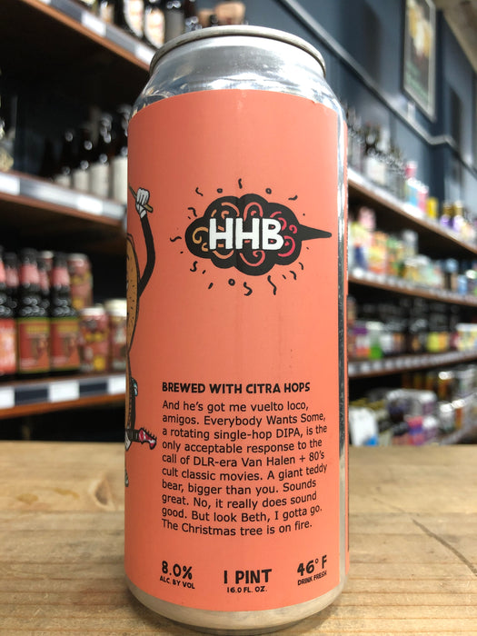 Hoof Hearted Everybody Wants Some Citra 473ml Can
