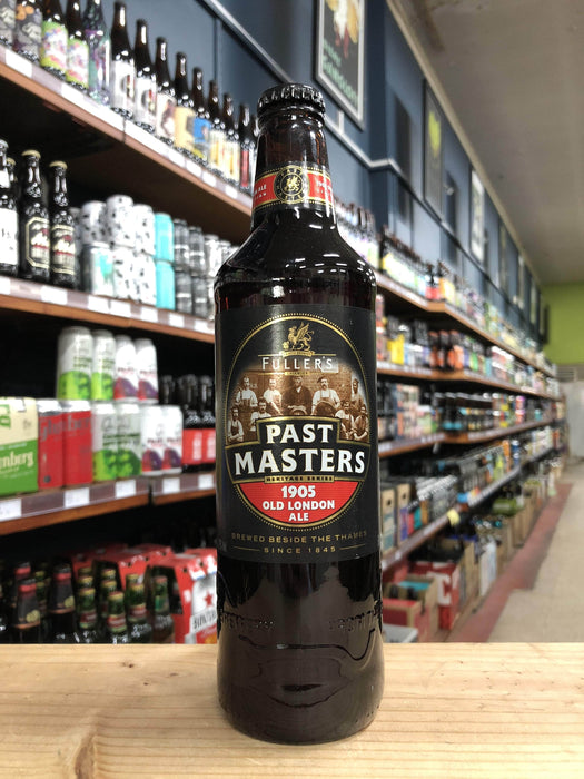 Fuller's Past Masters 1905 Old London Ale 500ml