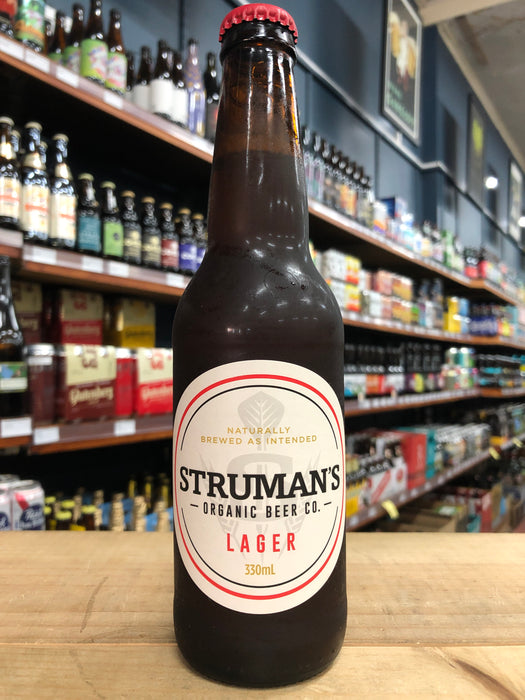 Strumans Organic Lager 330ml